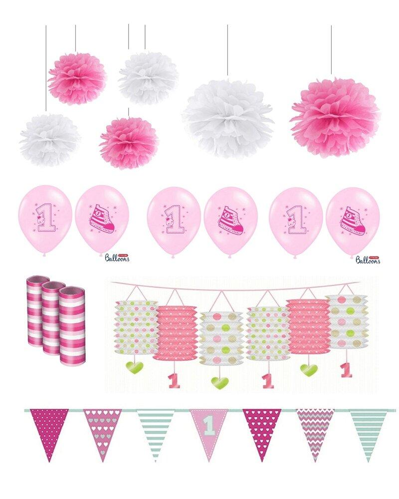 13 Teile Zum 1 Geburtstag Für Mädchen Happy Birthday Kleine Prinze