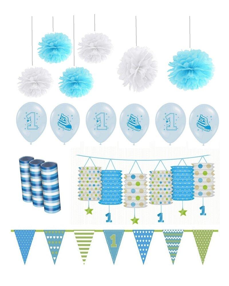 13 Teile Zum 1 Geburtstag Für Jungen Happy Birthday Kleiner Prinz