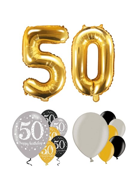 für Helium Farbe Gold Inhalt 25 Ballons !!! Herzballon Folienballon !!